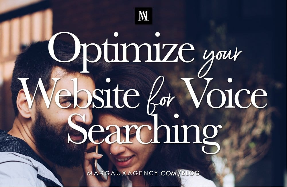 Optimize your Website for Voice Searching