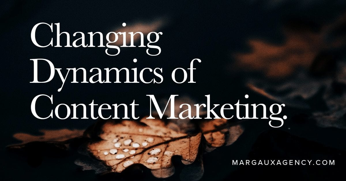 Changing Dynamics of Content Marketing for Architects