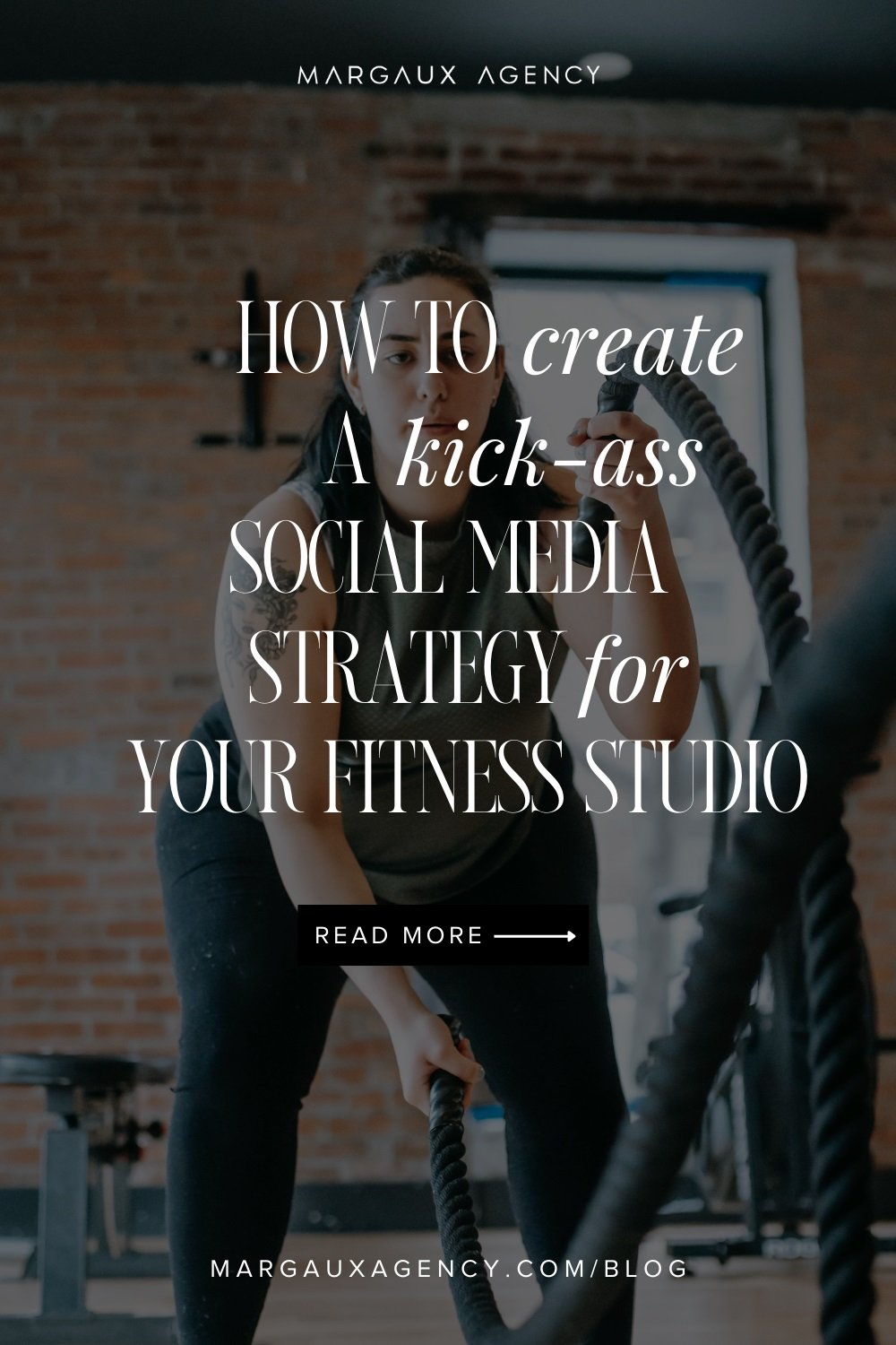 Fitness Social Media Marketing: How to Create a Kickass Strategy for Your Fitness Studio